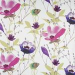 VORHANGSTOFF per lfm Verdunkelung  - Pink/Grün, KONVENTIONELL, Textil (140cm) - Esposa