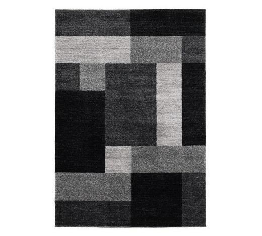 WEBTEPPICH - Grau, KONVENTIONELL, Textil (240/290cm) - Novel