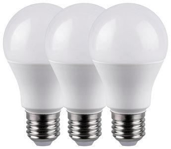 LED SIJALICA - Bela, Osnovno, Plastika/Metal (6/10,8cm) - Boxxx