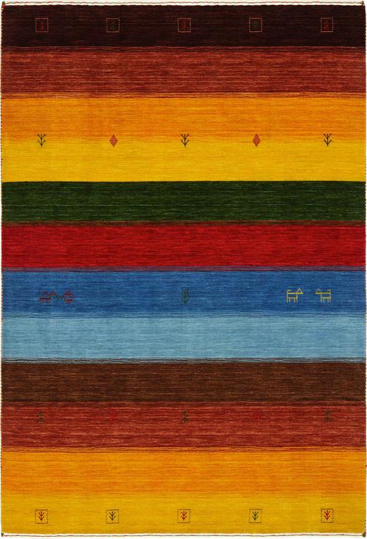 ORIENTTEPPICH - Multicolor, LIFESTYLE, Textil (90/160cm) - Esposa