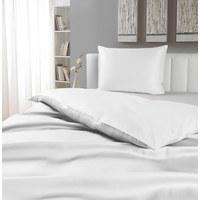 BETTWÄSCHE 140/200 cm - Weiß, KONVENTIONELL, Textil (140/200cm) - NOVEL