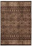 WEBTEPPICH  160/225 cm  Braun, Beige   - Beige/Braun, LIFESTYLE, Textil (160/225cm) - Boxxx