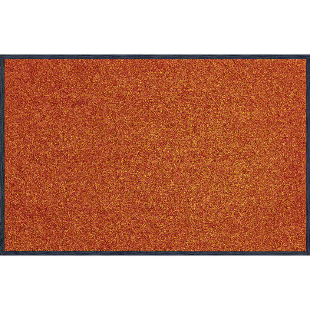 Esposa Fußmatte 50/75 cm uni orange
