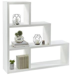 RUMSAVDELARE - vit, Design, träbaserade material (123,9/123,9/29cm) - Boxxx