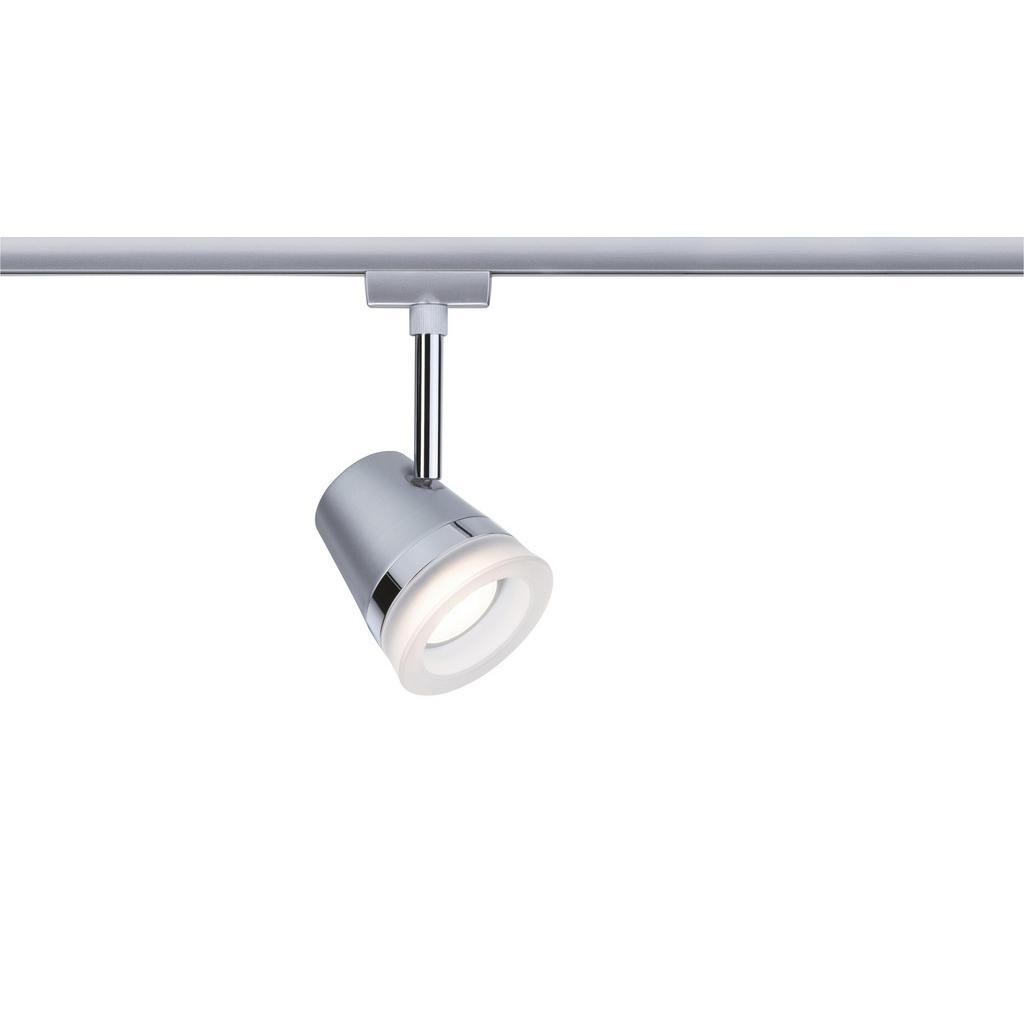 Paulmann URAIL SCHIENENSYSTEM-STRAHLER, Silber   Lampen > Strahler und Systeme > Schienensysteme   Metall   Paulmann