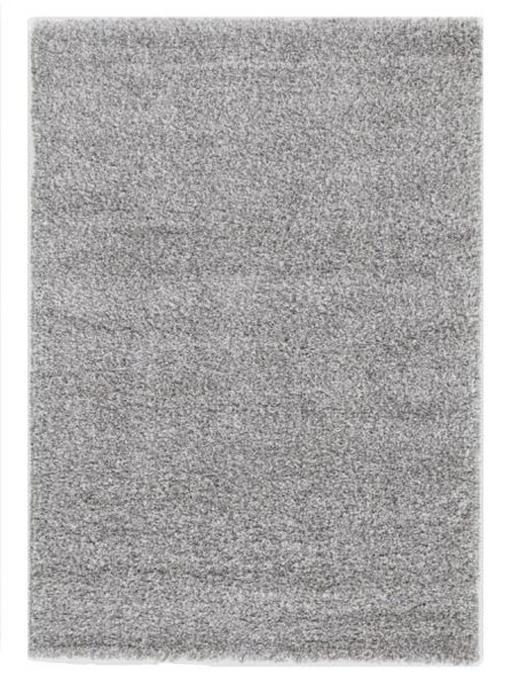 HOCHFLORTEPPICH  80/150 cm   Silberfarben - Silberfarben, Basics, Textil (80/150cm) - Novel