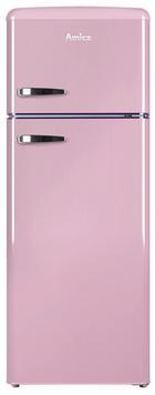 Kühl-Gefrier-Kombi KGC15636P - Pink, Basics, Metall (55/144/61,5cm)