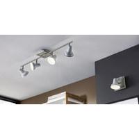 LED-STRAHLER - Weiß, LIFESTYLE, Holz/Metall (12cm) - LANDSCAPE