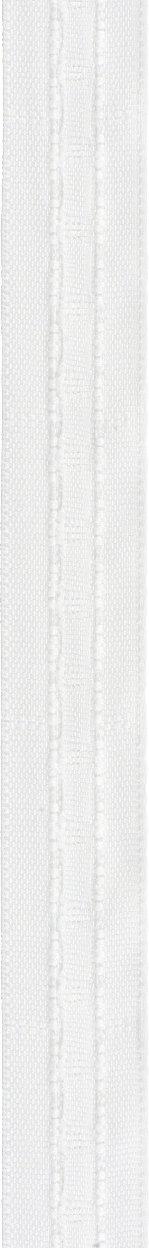 KRÄUSELBAND - Weiß, Basics, Textil (2.3//cm)