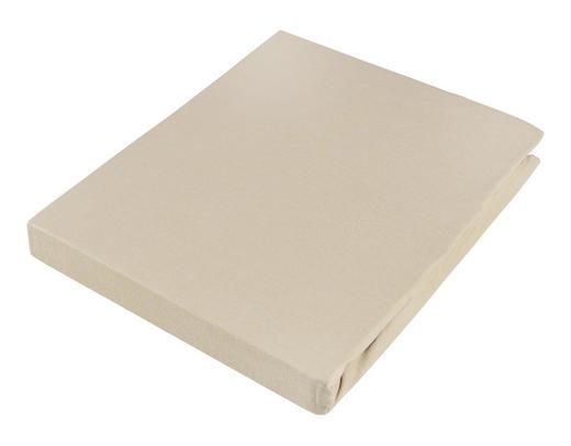 SPANNLEINTUCH - Sandfarben, Basics, Textil (180/200cm) - Novel