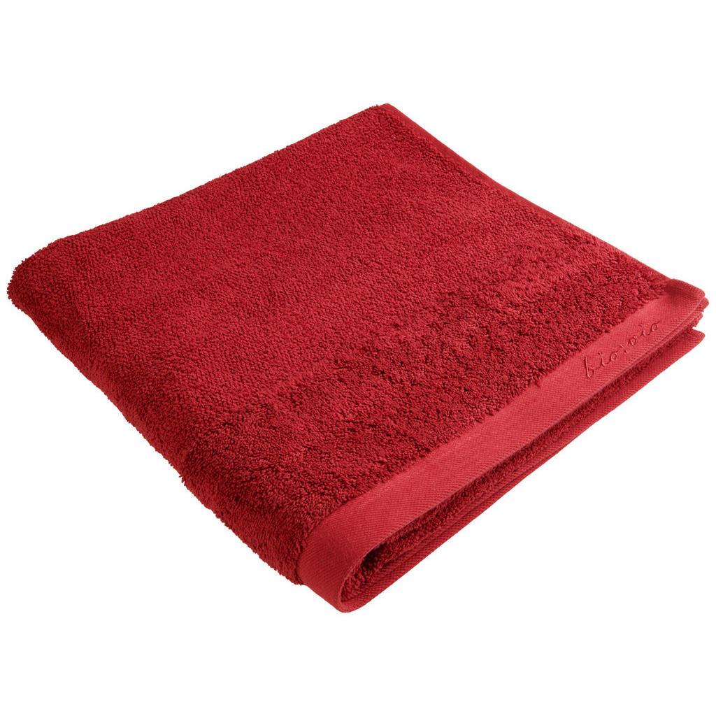 Image of Bio:Vio Duschtuch 70/140 cm , Bonita , Bordeaux , Textil , Uni , 70 cm , Frottee , saugfähig, hochwertige Qualität, schadstoffgeprüft , 004417004213