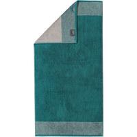 HANDTUCH 50/100 cm  - Smaragdgrün, KONVENTIONELL, Textil (50/100cm) - Cawoe