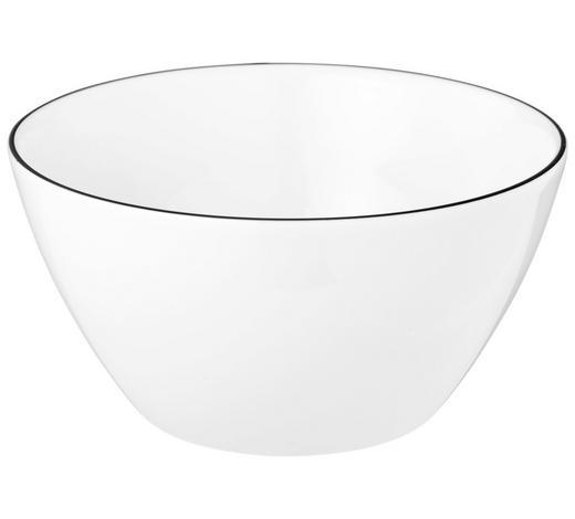 MÜSLISCHALE 15 cm - Weiß, Basics, Keramik (15cm) - Seltmann Weiden