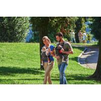 Babytrage EasyFit - Dunkelgrau/Hellgrau, Trend, Textil (11/30,5cm) - Chicco