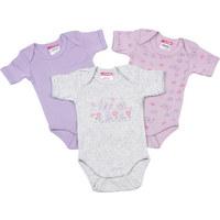 BABYBODY-SET - Flieder, Basics, Textil (74/80) - MY BABY LOU