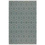 OUTDOORTEPPICH  In-/ Outdoor 90/150 cm  Blau   - Blau, Trend, Textil (90/150cm) - Boxxx