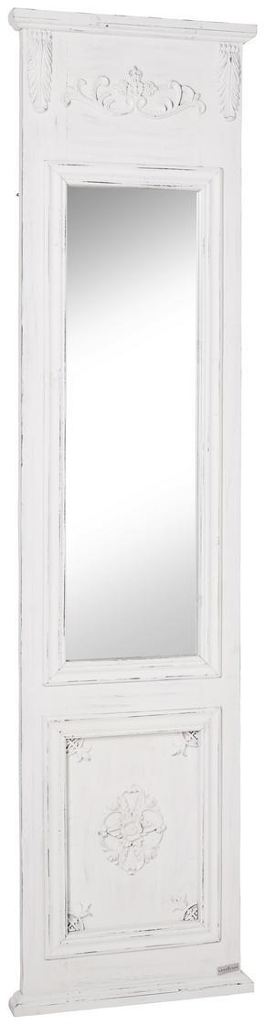 SPEGEL - vit, Lifestyle, trä/glas (45/170/4,4cm) - Landscape