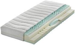 KALTSCHAUMMATRATZE 90/200 cm - Weiß, Basics, Textil (90/200cm) - Dieter Knoll