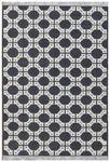 HANDWEBTEPPICH   - Naturfarben/Grau, Design, Textil (140/200cm) - Linea Natura