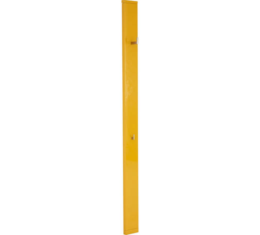 GARDEROBENPANEEL 15/218,3/13,2 cm - Gelb, Design, Holzwerkstoff (15/218,3/13,2cm) - Invivus