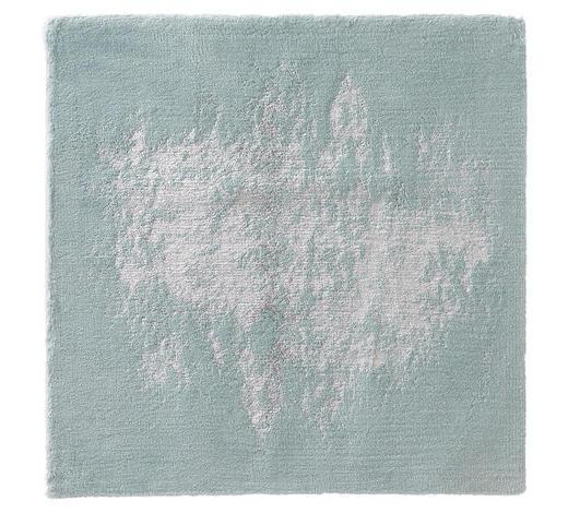 BADTEPPICH in Mintgrün 60/60 cm - Mintgrün, Design, Kunststoff/Textil (60/60cm) - Ambiente