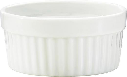 AUFLAUFFORM Porzellan - Weiß, Basics (8,5cm) - HOMEWARE