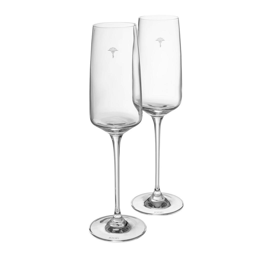 Joop! Champagnerglas 2-teilig