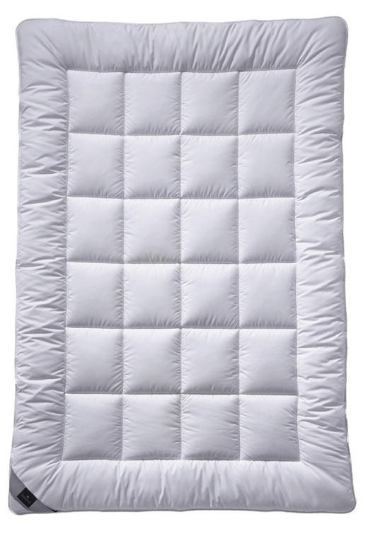WINTERBETT  200/200 cm - Weiß, Basics, Textil (200/200cm) - Billerbeck