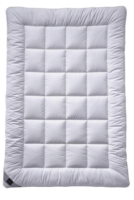 ZIMSKI POPLUN - bijela, Konvencionalno, tekstil (200/200cm) - BILLERBECK
