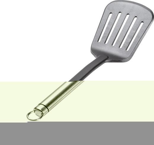 PFANNENWENDER - Kunststoff/Metall (35cm) - JUSTINUS
