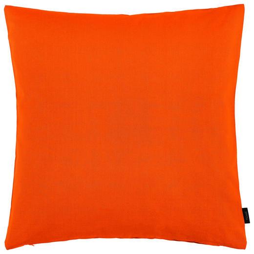 KISSENHÜLLE - Orange, Basics, Textil (60/60cm) - Novel
